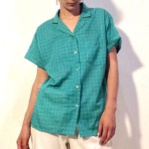 Button up T